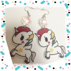 Pretty lightweight earrings! Last pair!