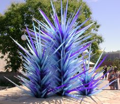 A day away from Politics – An afternoon with Dale Chihuly Glass ...