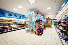 Adopt & Shop is an innovative pet adoption center. A new concept for retail pet stores, Adopt & Shop is your one stop shop for pet supplies and pets. Whether you're looking to adopt a pet or buy pet products for your current pets, you can find it all at Adopt & Shop.