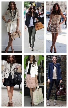 so cute. love all these outfits.