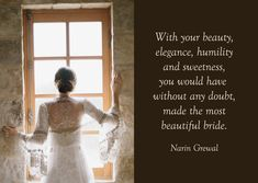 Beautiful Bride, Most Beautiful, Pillar Of Support, Grieving Mother, Humility, Cool Websites, Me Quotes, Elegant, Wedding Dresses