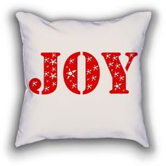 Joy Pillow & Pillowcase ($22) ❤ liked on Polyvore featuring home, bed & bath, bedding and bed sheets