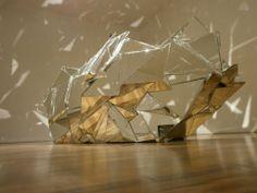 mirror sculpture, 2012
