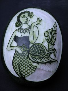 Watermelon Mermaid | Flickr - Photo Sharing!