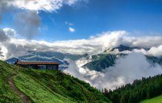Kaçkar Mountains, Karadeniz region, Turkey (photo by Ahmet Harmancı)