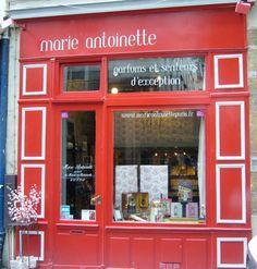 marie antoinette boutique  place du marche st. catherine  5 Rue d'Ormesson paris