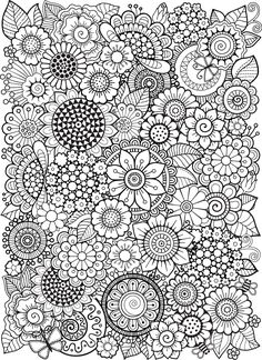 12 Coloring Pages To Destress On Election Night is part of Printable adult coloring pages - 12 stressrelieving coloring pages to get you through election night Quote Coloring Pages, Printable Adult Coloring Pages, Flower Coloring Pages, Mandala Coloring Pages, Free Coloring Pages, Coloring Sheets, Coloring Books, Colouring Pages For Adults, Coloring Pages For Grown Ups