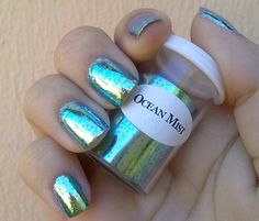 ocean mist nail foil - available at dollarnailart.com but must have a $25 min. purchase