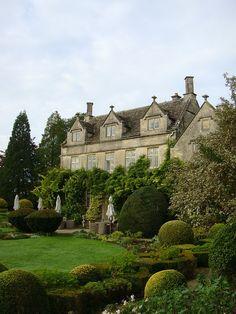 y los sueños del bosque eternamente ......., romanceoftheworld: Barnsley House - Cotswolds, ...