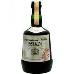 Aguardente Delicia Velha VSOP. Old brandy