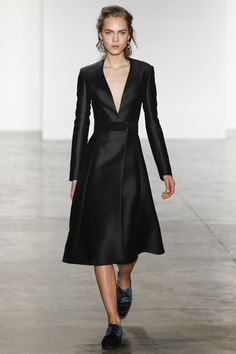 Brock Collection Fall 2016 Ready-to-Wear Fashion Show