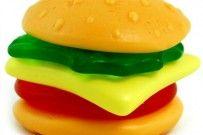 Gummy Sushi, Shopkins, Burger Box, Food Plus, Junk Food Snacks, Retro Candy, Tasty, Yummy Food, Disney Frozen Elsa