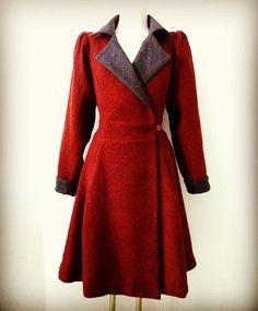55ee262bf70e Tweed Mantel