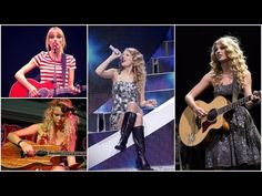 Teardrops On My Guitar - Taylor Swift Voice Evolution - YouTube