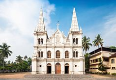 size: Photographic Print: Santa Cruz Basilica by : Travel And Tourism, India Travel, Tourist Places, Kochi, Incredible India, Victorian Homes, Night Life, Places To See, The Incredibles