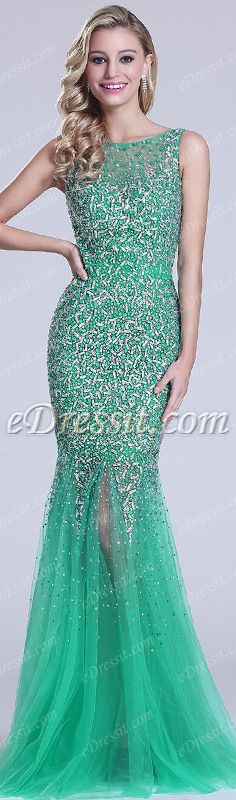 Be your own queen in this sparkling dress! #edressit #dress #gown #fashion #women