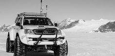 How does an Epic drive to South Pole sound to you? The Expedition Company has organised just that and you should not miss it.