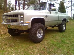 1985 Chevy K10   1985 Chevrolet k10 $6,500 Possible trade - 100473819   Custom Lifted ...