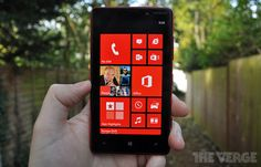 Nokia Lumia 820 review http://vrge.co/TBKZjr