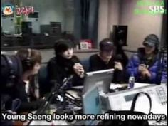 [Eng Sub] SS501 on Choi Hwa Jung's Power Time Radio 091110 (Part 2/4)