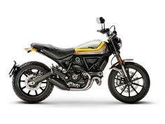 This is about the size of motorcycle is perfect. I want to get a bike that size. However, I'd prefer it to have a red stripe instead of a yellow one.