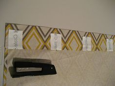 Sewing Curtains with a Hidden Tab Top