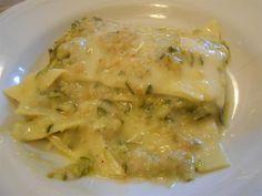 #Lasañas de verduras - #Lasagna di verdure