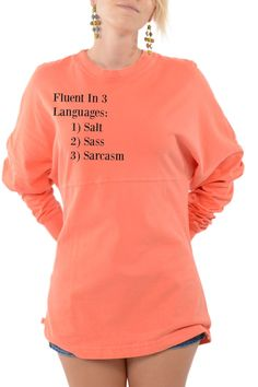 English is my fourth language...let people know what your true native languages…