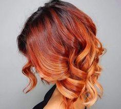 Automne 2016 : Voici les Meilleures Couleurs Cheveux Qui Domineront | Coiffure simple et facile