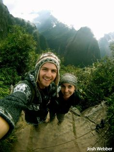 Read about backpacking to Machu Picchu in Peru on the Extranomical Blog. Photo by Josh Webber Read the article at www.extranomical.com/blog