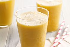 Egyszerű ananász turmix recept