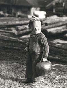 Appenzellerkläusli (kleiner Chlaus), 1944