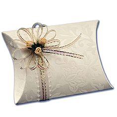 Diamante Pillow Box