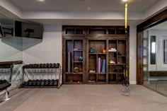 14 smart design ideas for underused basements - Home Gym Design Ideas