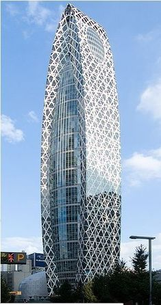 Mode Gakuen Cocoon Tower Architektur kann so spannend sein! Fashion Gakuen Cocoon Tower architecture can be so exciting! Tokyo Architecture, Architecture Unique, Detail Architecture, Futuristic Architecture, Chinese Architecture, Classical Architecture, Building Architecture, Islamic Architecture, Unusual Buildings