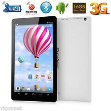 """16GB 10.1"""" inch HD Octa-Core 2.0GHz Tablet PC Android 4.4 WIFI 3G Bluetooth HDMI"""