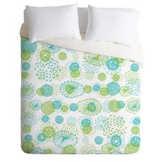 Monika Strigel Winter In My Garden Duvet Cover   DENY Designs Home Accessories