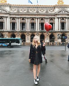 Exploring my favorite city The opéra is so incredible!