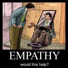 empathy www.facebook.com/TracyJoyCreative