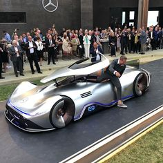 Monterey County, Pebble Beach, Mercedes Amg, Concept Cars, Arrow, Arrows