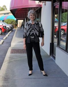 Fashionable clothes for over 60s dating