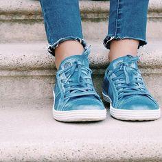 El color del verano 💙💙#bcn #bcnbrand #summer #sneakers #sneakersaddict