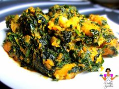 Dobbys Signature: Nigerian food blog | Nigerian food recipes | African food blog: Vegetable Yam