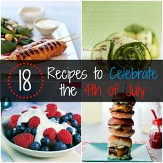 4th of july picnic recipe
