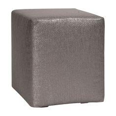 Have to have it. Howard Elliott Glam Universal Cube Ottoman - $231 @hayneedle