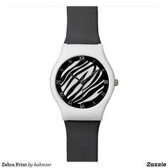 Cool look Zebra Prin