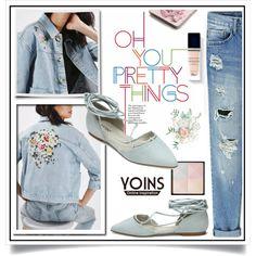 Yoins XV/10 by ewa-naukowicz-wojcik on Polyvore featuring moda, Trish McEvoy…