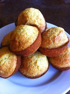 Honey Cornbread Muffins, Our Everyday Dinners