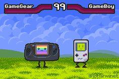 pixelartus: GameBear Pixel Artist: @johanvinet Source: pixeljoint.com
