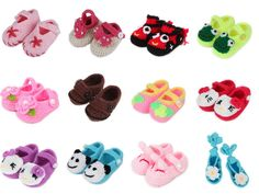 $2.98 Handmade Baby Crochet Knit Prewalker Shoes